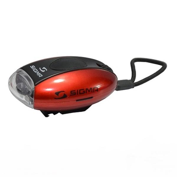 Large sigma red light micro