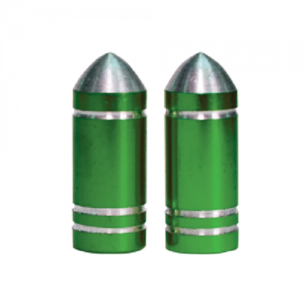 Large capace valva bullet verde