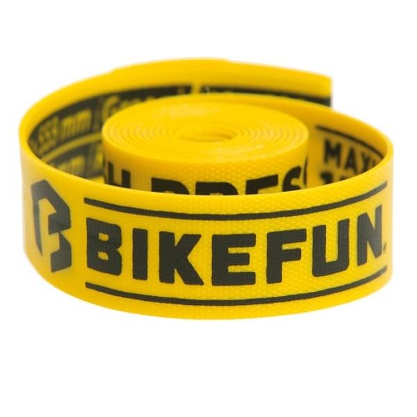 Large fond janta bikefun 27.5 galben