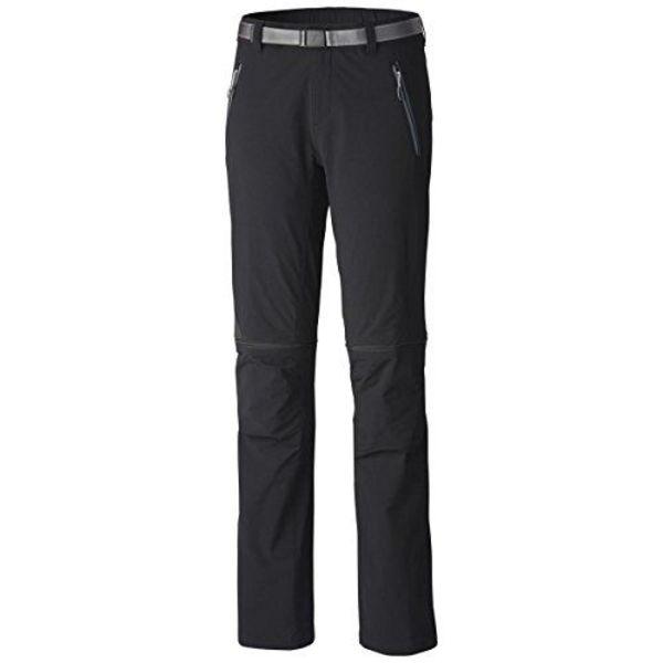 Large pantaloni columbia titan peak convertible negru