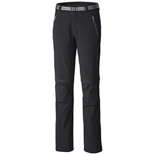 Pantaloni columbia titan peak convertible negru