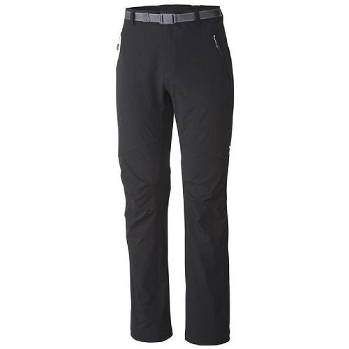 Pantaloni columbia titan peak negru