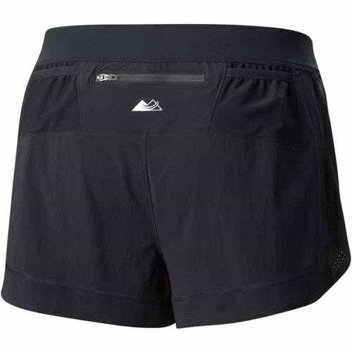 Pantaloni columbia titan ultra short wmn negru
