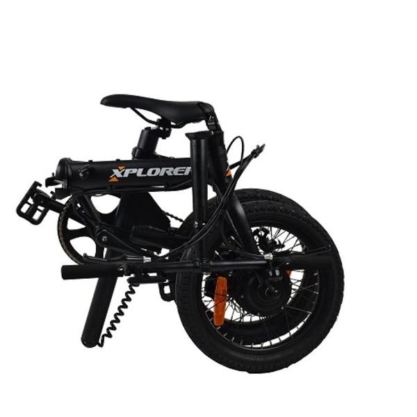 Large bicicleta electrica xplorer 16 inch 2