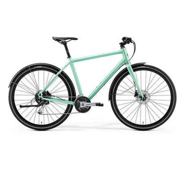 Large bicicleta merida crossway 100