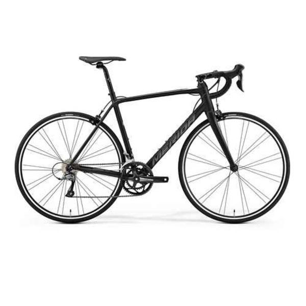 Large bicicleta merida scultura 100 negru