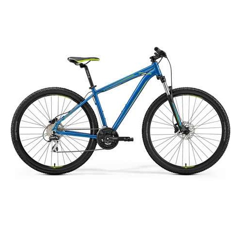 Bicicleta merida big nine 20 d albastru