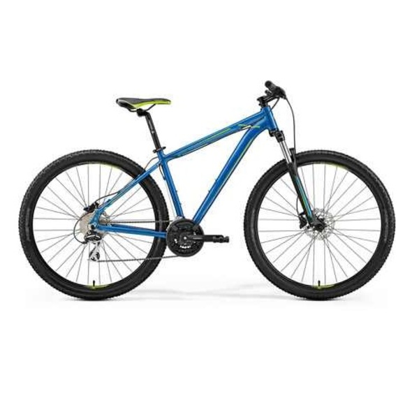 Large bicicleta merida big nine 20 d albastru