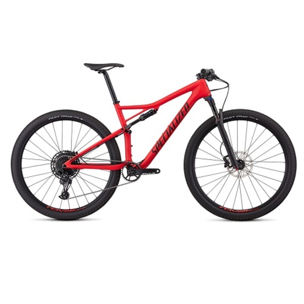 Large bicicleta specialized epic comp carbon rosu satin   negru