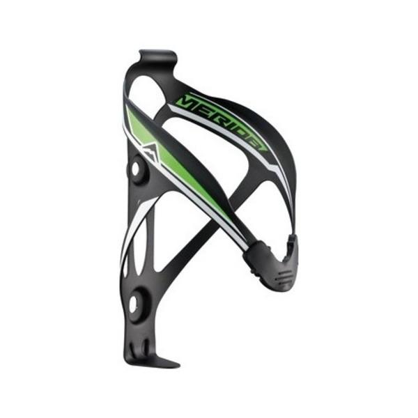 Large suport bidon merida aluminiu verde