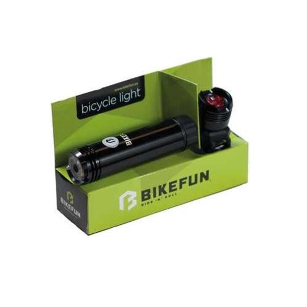 Large set lumini fata spate bikefun shot knob
