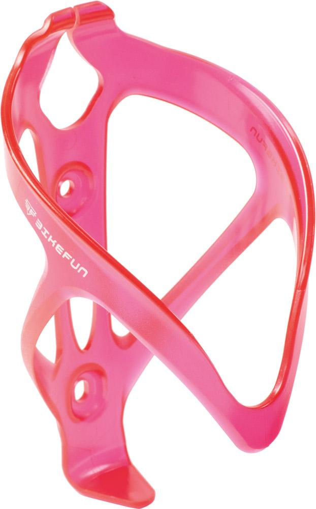 Suport bidon plastic bikefun rosu