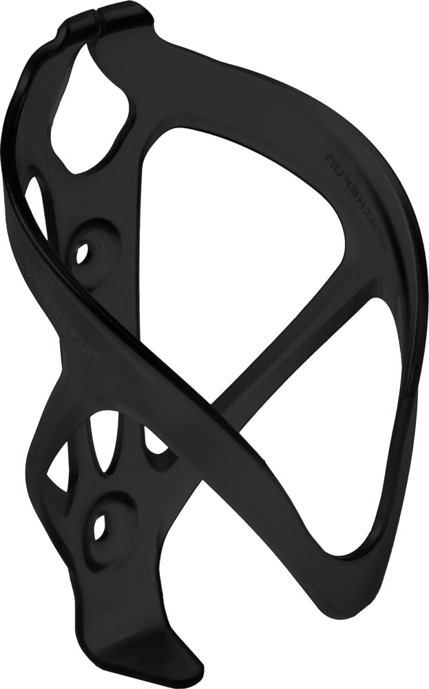 Suport bidon plastic bikefun negru
