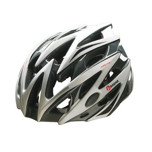 Casca bikefun airlite alb